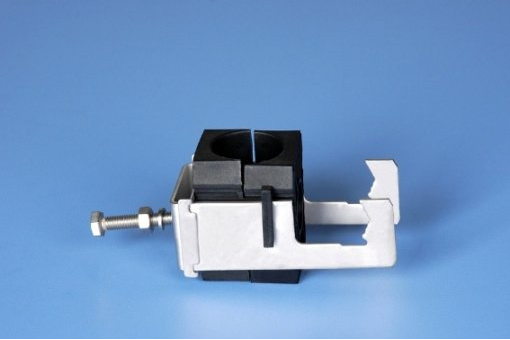 self locking feeder clamp single