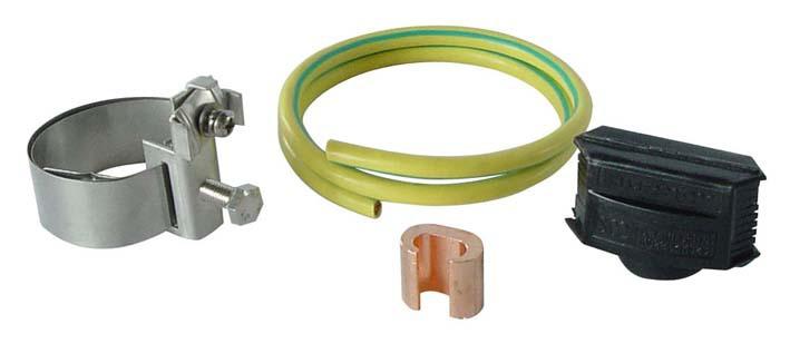 bolt on grounding kit indoor grounding kit